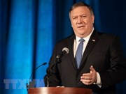 美国国务卿蓬佩奥开启东南亚三国访问行程