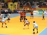 2018年越南莲花塑料管—VTV杯国际女子排球锦标赛正式开战