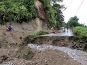 越南北部山区各省须做好灾害跟踪监测和预报工作