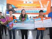 越南在2018年微软办公软件和奥多比认证世界锦标赛中获得3枚铜牌
