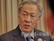 新加坡国防部长呼吁东盟与中国尽早完成《东海行为准则》