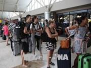 印尼强烈地震:2000多名游客已撤离灾区 所有丧命者都是印尼人