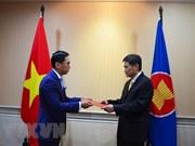 越南承诺开展东盟共同体建设过程中的优先事项