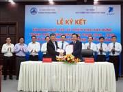 岘港市与邮政电信集团合作将该市建设成为智慧城市