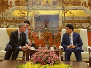 河内市将协助德国驻越大使馆成功举办文化节