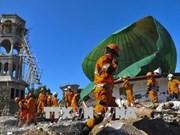 印尼地震:韩国提供50万美元救灾援助