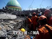 印度尼西亚龙目岛继续发生强震