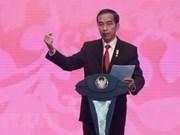印尼总统佐科登记参加2019年大选