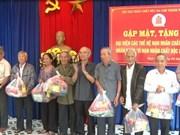 越南橙剂受害者日:各地举行看望慰问橙剂受害者的活动