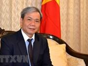 越南驻印度大使: 越印全面战略伙伴关系正呈现出务实有效的发展态势