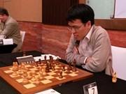 阿布扎比第25届国际象棋节第6轮收官:黎光廉排名上升