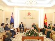 第12次越南与澳大利亚防务合作磋商讨论诸多合作内容