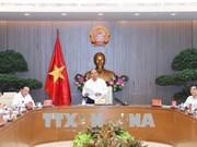 政府总理阮春福主持召开关于越南海洋战略的会议