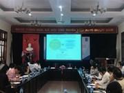 越南与联合国开发计划署分享制定第四次工业革命战略的经验