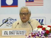 越南领导人就印度前总理瓦杰帕伊去世向印方致慰问电