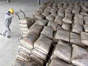 中国是越南水泥和炉渣第二大销售市场