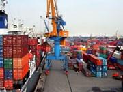 2018年上半年越南对英国贸易帐顺差额达23.4亿美元