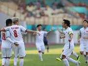 ASIAD 2018: 越南队1:0击败了日本队  位居D组第一
