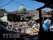 印尼龙目岛再次发生6.3级地震