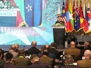 第42届太平洋地区陆军管理研讨会在河内拉开帷幕