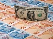 20日越盾兑美元汇率小幅下降人民币汇率保持稳定