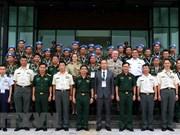 加强越南与日本联合国维和部队的业务交流