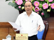 阮春福总理:严厉批评在2018年国家高中毕业和大学入学统一考试中存在违规行为的各省份