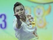ASIAD 2018:黄氏芳江获得武术女子长拳铜牌
