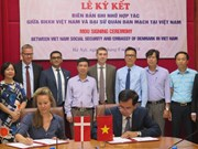 丹麦驻越大使馆协助越南保险加强能力建设