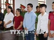 宁顺省依法严惩扰乱公共秩序的6名被告人