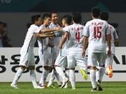 ASIAD 2018:韩媒期望韩国男足队将进入四强并迎战越南