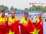 越南体育代表团团长:赛艇首枚金牌将为越南运动员缓解压力