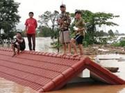 河内与万象加强人道主义合作
