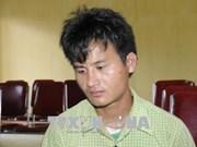 乂安省边防部队抓获一起涉嫌运输合成毒品的老挝犯罪嫌疑人