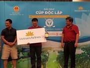 独立杯—旅居泰国越南人群体的高尔夫球赛