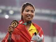 ASIAD 2018: 越南摘下历史上首枚田径金牌