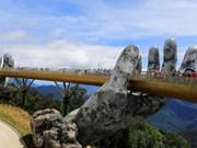 岘港金桥跻身2018年世界值得一去的100个目的地名单