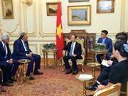越南国家主席陈大光圆满结束对埃及的国事访问