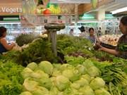 2018年8月份越南全国CPI指数略增