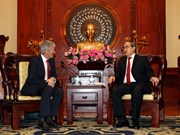 胡志明市与新西兰加强农业贸易合作与投资