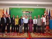 越柬友好协会与柬越友好协会加强友好合作关系