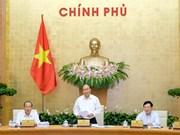 阮春福总理:继续提高领导干部责任担当