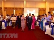柬埔寨高棉-越南协会成立30周年纪念典礼在柬举行