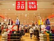 日本全球服装零售商优衣库即将进入越南市场
