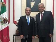 墨西哥当选总统希望与越南加强合作