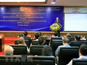 越南新加坡建交45周年纪念活动在海防市举行