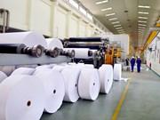 越南对中国的纸制品出口额突增