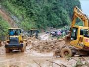 莱州遭特大暴雨洪水 导致2人死亡  多条公路受阻