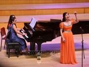 """庆祝""""越南音乐日""""艺术活动在河内举行"""