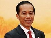 印度尼西亚总统即将对越南进行国事访问
